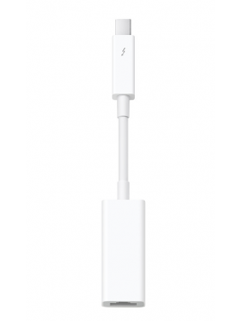 Thunderbolt to Gigabit Ethernet Adapter